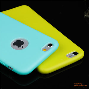 Soft texture TPU Silicon phone cases for iphone 6 6S 4.7inch - iPhone Accessories - iPhone 6 Case | iPhone 6S Case - 1