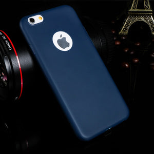 Soft texture TPU Silicon phone cases for iphone 6 6S 4.7inch - iPhone Accessories - iPhone 6 Case | iPhone 6S Case - 7
