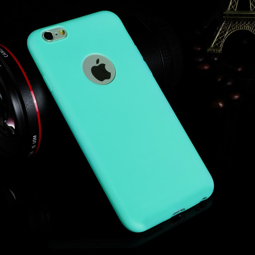 Soft texture TPU Silicon phone cases for iphone 6 6S 4.7inch - iPhone Accessories - iPhone 6 Case | iPhone 6S Case - 11