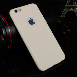 Soft texture TPU Silicon phone cases for iphone 6 6S 4.7inch - iPhone Accessories - iPhone 6 Case | iPhone 6S Case - 14