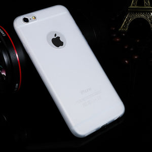 Soft texture TPU Silicon phone cases for iphone 6 6S 4.7inch - iPhone Accessories - iPhone 6 Case | iPhone 6S Case - 3