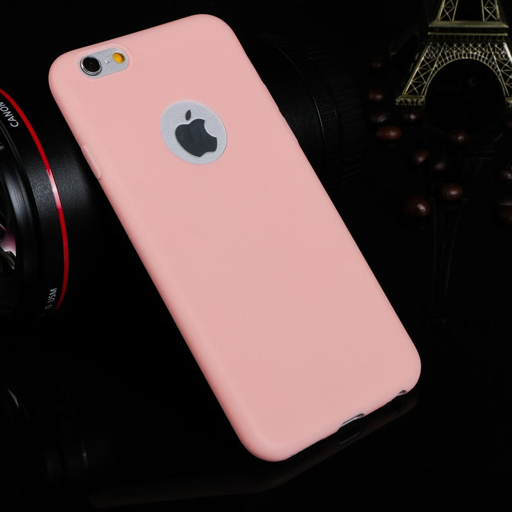 Soft texture TPU Silicon phone cases for iphone 6 6S 4.7inch - iPhone Accessories - iPhone 6 Case | iPhone 6S Case - 4