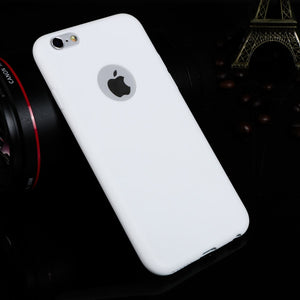 Soft texture TPU Silicon phone cases for iphone 6 6S 4.7inch - iPhone Accessories - iPhone 6 Case | iPhone 6S Case - 9