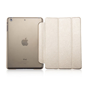 Wake Up Fold Stand Leather Case Smart Cover for iPad Mini 1 2 3 Retina