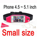 Waterproof Design Waist Sport Case for iPhone Armband alternative