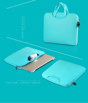 "Sleeve Case For Macbook Laptop 11"",12"",13"",15 inch Notebook Bag - iPhone Accessories - Macbook Cases & Accessories - 12"