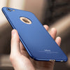 Msvii Frosted PC Back Cover Case for iPhone 6 5 5s SE 6s 7 Plus