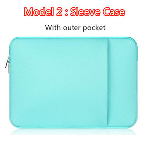 "Sleeve Case For Macbook Laptop 11"",12"",13"",15 inch Notebook Bag - iPhone Accessories - Macbook Cases & Accessories - 7"