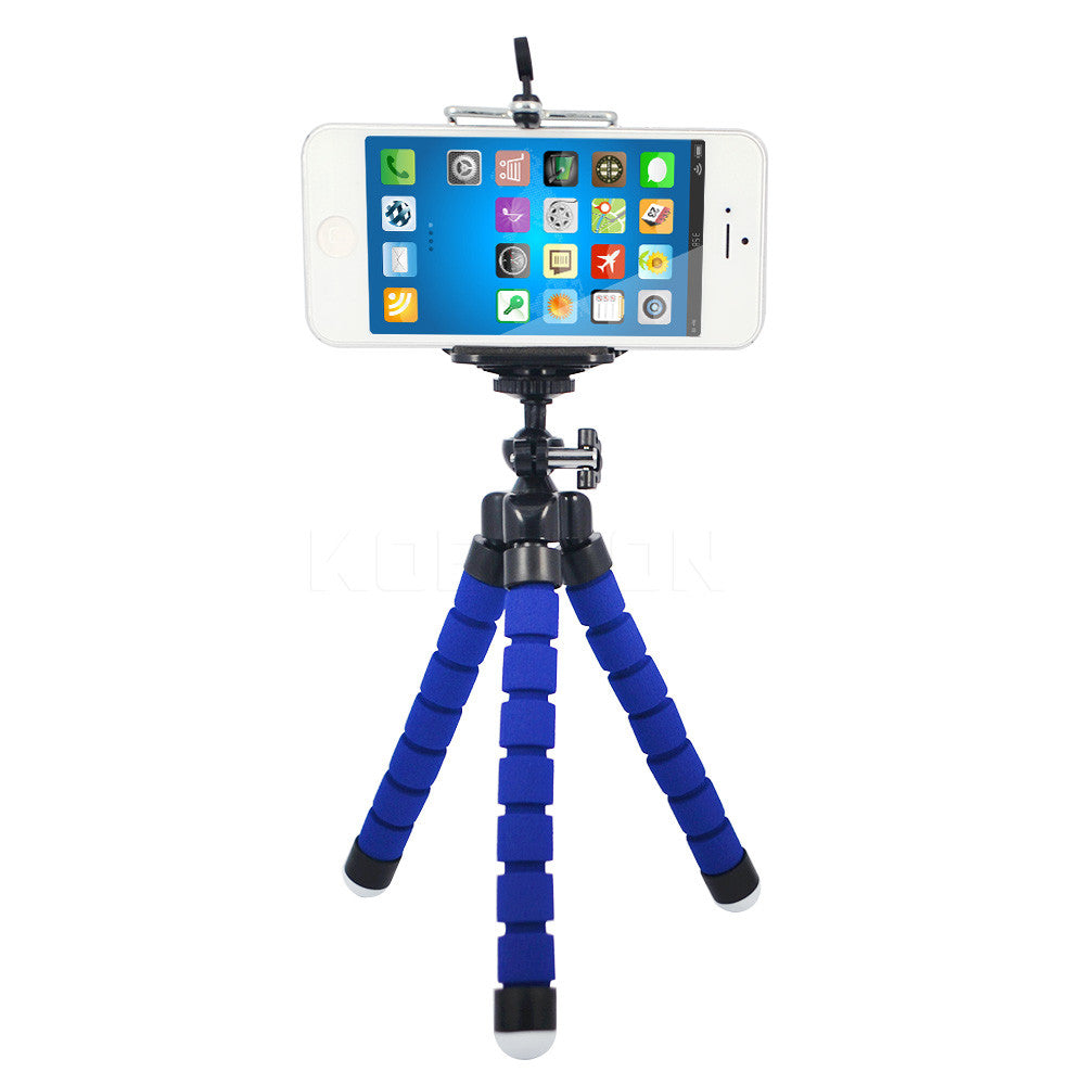 Flexible Tripod Stand Mount Monopod  for iPhone 6 - iPhone Accessories -  - 3
