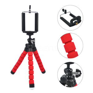 Flexible Tripod Stand Mount Monopod  for iPhone 6 - iPhone Accessories -  - 7