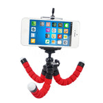 Flexible Tripod Stand Mount Monopod  for iPhone 6 - iPhone Accessories -  - 8
