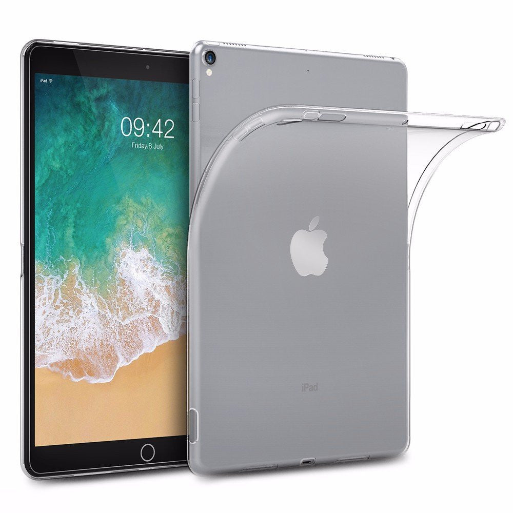iPad Pro 10.5 Inch Clear Soft TPU Protective Shell Cover