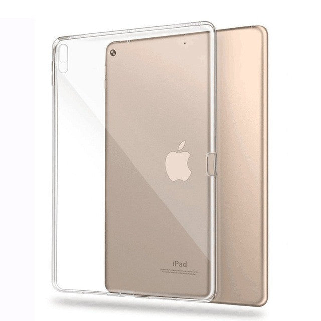 meet 1a831 065f1 iPad Pro 10.5 Inch Clear Soft TPU Protective Shell Cover