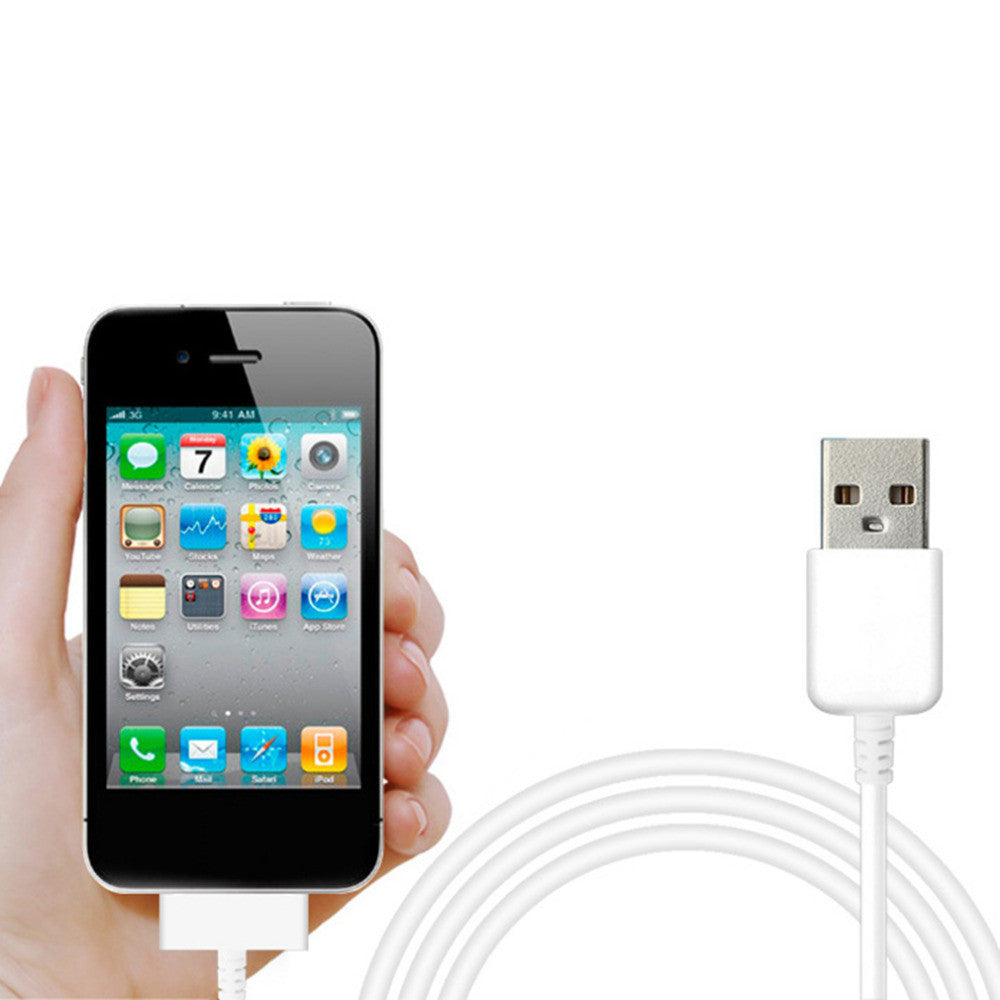 Usb Data Charger Cable For Ipad 3 Ipad 2 Ipad Iphone 4 4s