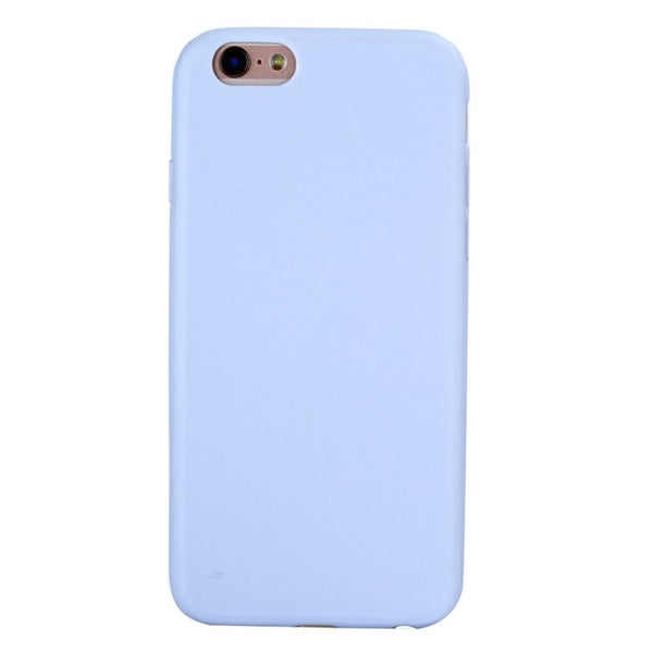 huge selection of 16048 1824e Macarons colours Frosted Matte Soft TPU Cases for iPhone 7 6 6s 8 Plus X 5  5s SE