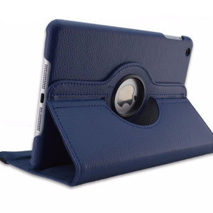 360 Rotation PU Leather case for Apple iPad Mini 1 2 Smart cover - iPhone Accessories - iPad Cases & Covers - 8