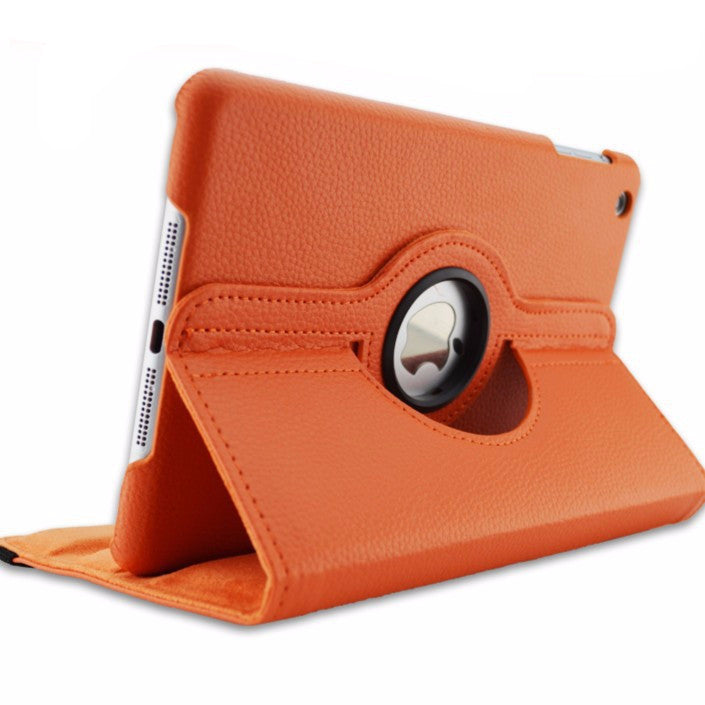 360 Rotation PU Leather case for Apple iPad Mini 1 2 Smart cover - iPhone Accessories - iPad Cases & Covers - 3
