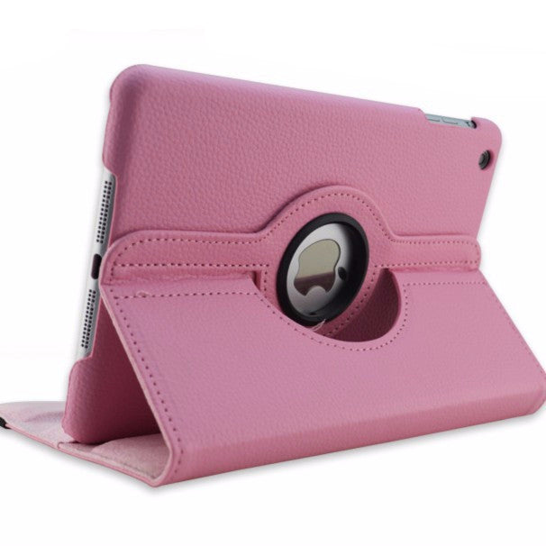 360 Rotation PU Leather case for Apple iPad Mini 1 2 Smart cover - iPhone Accessories - iPad Cases & Covers - 12