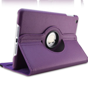 360 Rotation PU Leather case for Apple iPad Mini 1 2 Smart cover - iPhone Accessories - iPad Cases & Covers - 17