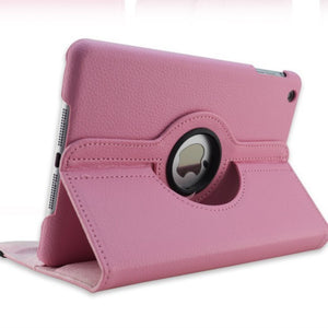 360 Rotation PU Leather case for Apple iPad Mini 1 2 Smart cover - iPhone Accessories - iPad Cases & Covers - 16
