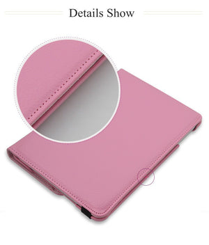 360 Rotation PU Leather case for Apple iPad Mini 1 2 Smart cover - iPhone Accessories - iPad Cases & Covers - 10