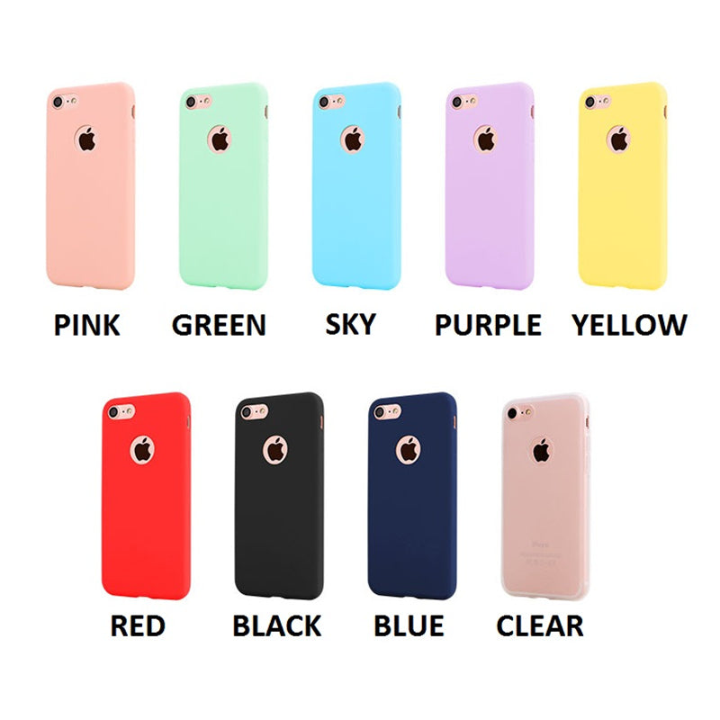 iphone 8 case colour