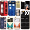 TPU Reminiscent Audiotape Painted Cover Cases for Case for iPhone 4 5 SE 5C 6 Plus - iPhone Accessories -  - 1