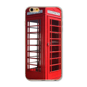 TPU Reminiscent Audiotape Painted Cover Cases for Case for iPhone 4 5 SE 5C 6 Plus - iPhone Accessories -  - 13