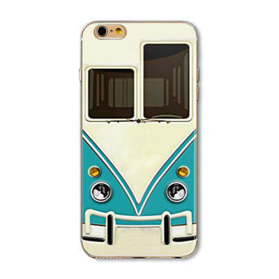TPU Reminiscent Audiotape Painted Cover Cases for Case for iPhone 4 5 SE 5C 6 Plus - iPhone Accessories -  - 4