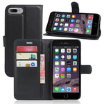 PU Leather iPhone 7 / 7 Plus Card Holder Wallet - iPhone Accessories - iPhone 7 Case | iPhone 7 Plus (Pro) Case