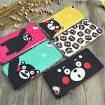 Fashion Thin Funny Cat & Dog Design Back Covers For iPhone 6 6S 4.7inch - iPhone Accessories - iPhone 6 Case | iPhone 6S Case - 26