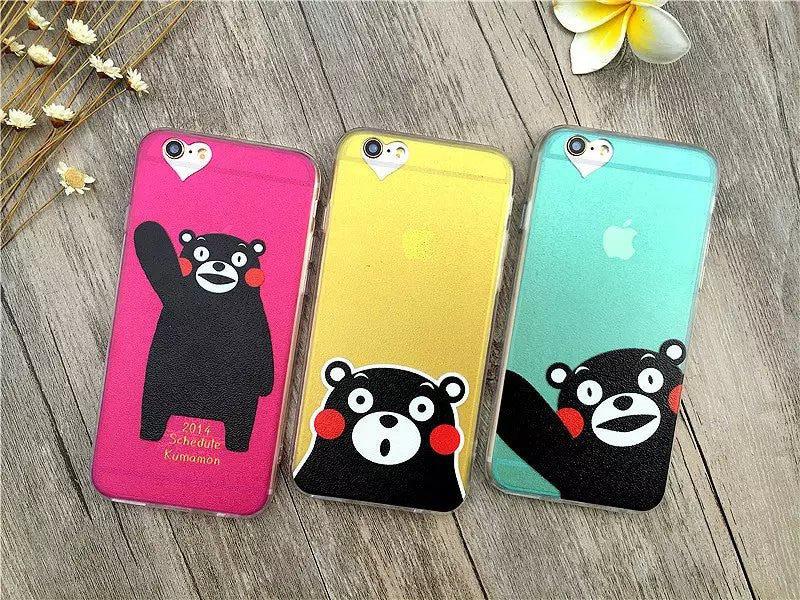 Fashion Thin Funny Cat & Dog Design Back Covers For iPhone 6 6S 4.7inch - iPhone Accessories - iPhone 6 Case | iPhone 6S Case - 9