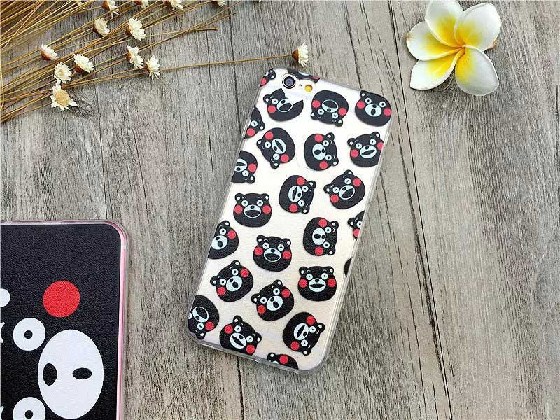 Fashion Thin Funny Cat & Dog Design Back Covers For iPhone 6 6S 4.7inch - iPhone Accessories - iPhone 6 Case | iPhone 6S Case - 5