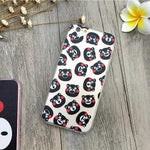 Fashion Thin Funny Cat & Dog Design Back Covers For iPhone 6 6S 4.7inch - iPhone Accessories - iPhone 6 Case | iPhone 6S Case - 17