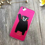 Fashion Thin Funny Cat & Dog Design Back Covers For iPhone 6 6S 4.7inch - iPhone Accessories - iPhone 6 Case | iPhone 6S Case - 2