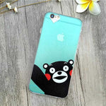 Fashion Thin Funny Cat & Dog Design Back Covers For iPhone 6 6S 4.7inch - iPhone Accessories - iPhone 6 Case | iPhone 6S Case - 22