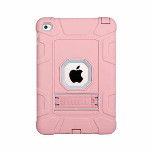 iPad mini 4 Retina Kids Safe Shockproof Silicone Hard Case