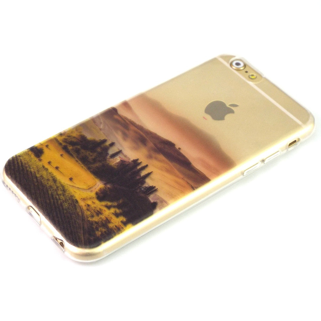 Beautiful Scenery Soft TPU Cover For Apple iPhone 7 Plus Cases - iPhone Accessories - iPhone 7 Case | iPhone 7 Plus Case - 16