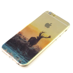 Beautiful Scenery Soft TPU Cover For Apple iPhone 7 Plus Cases - iPhone Accessories - iPhone 7 Case | iPhone 7 Plus Case - 10