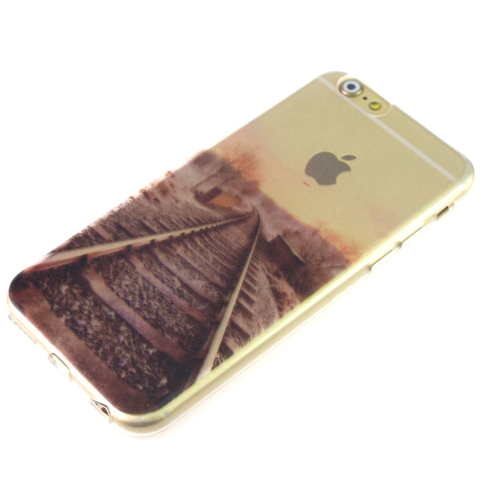 Beautiful Scenery Soft TPU Cover For Apple iPhone 7 Plus Cases - iPhone Accessories - iPhone 7 Case | iPhone 7 Plus Case - 13