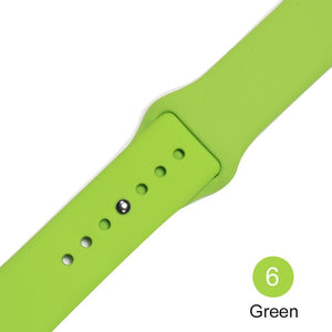Sport Silicone band strap for Apple Watch band 42 mm/38mm