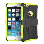 iPhone 6 6S Heavy Duty Armour Shockproof Hard Silicone Rubber Case - iPhone Accessories - iPhone 6 Case | iPhone 6S Case - 12
