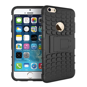 iPhone 6 6S Heavy Duty Armour Shockproof Hard Silicone Rubber Case - iPhone Accessories - iPhone 6 Case | iPhone 6S Case - 6