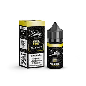 Milk & Money – Get Salty 30ml