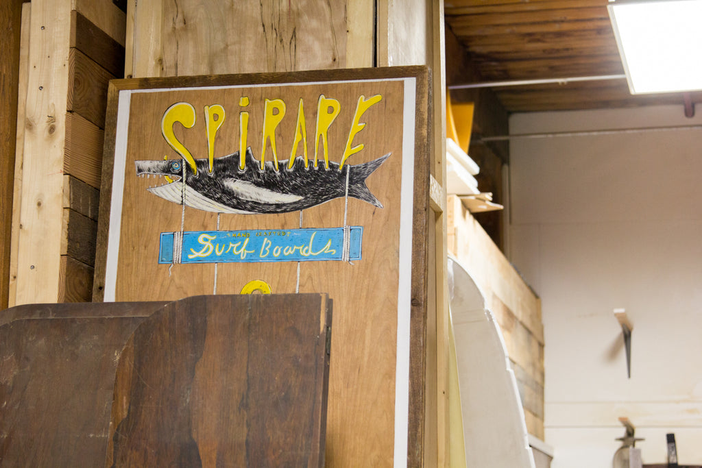 Spirare Surfboards, Providence Rhode Island