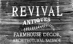 Revival Farmhouse Decor and Architectural Salvage. This sign is hand painted on authentic reclaimed wood from Pennsylvania