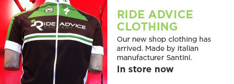 Ride Advice Cycling Clothing
