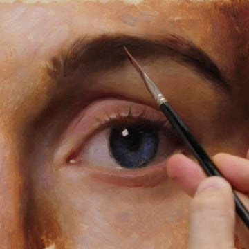 Painting The Eye In Oil (coming soon)