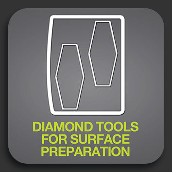 Diamond Tools For Surface Prep