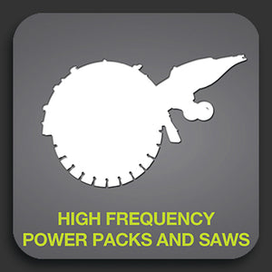 Traxx High Frequency Saws Icon